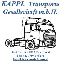 Kappl Transporte